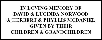 memorial plate 1