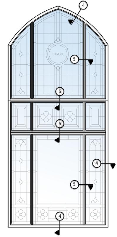 Aluminum Frames - 5in