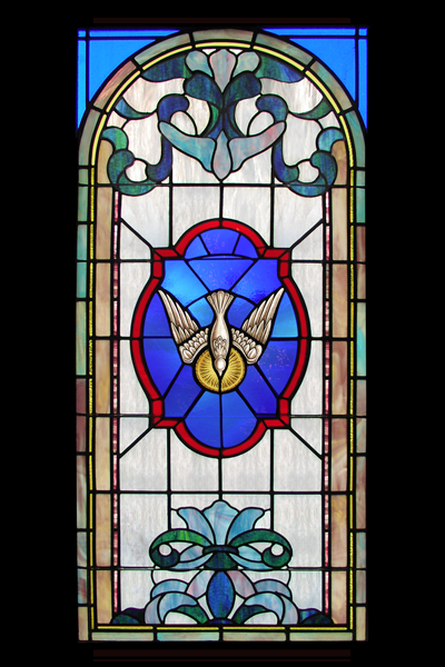 Classic Opalescent Stained Glass 8