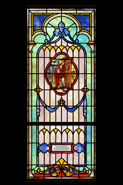 Intricate Opalescent 5