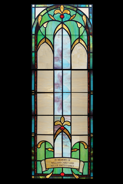 Classic Opalescent Stained Glass 5