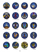 Old and New Testament Symbols, Page 1