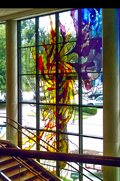 Contemporary Clear Glass 1