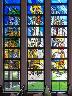 Featured Image - St. Maximilian Kolbe - Houston, TX