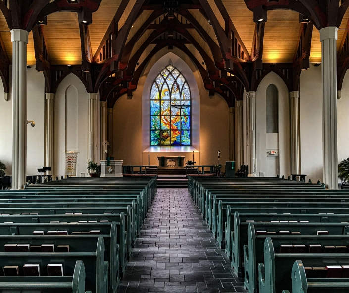 Concordia Seminary (The Chapel of St. Timothy and St. Titus) - St. Louis, MO 4